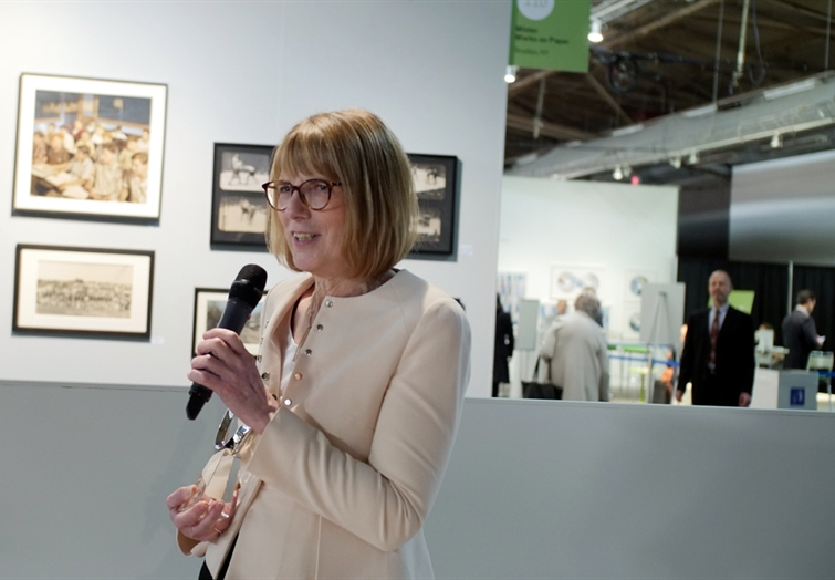 Sarah Greenough Talks About Her Passion for Photography